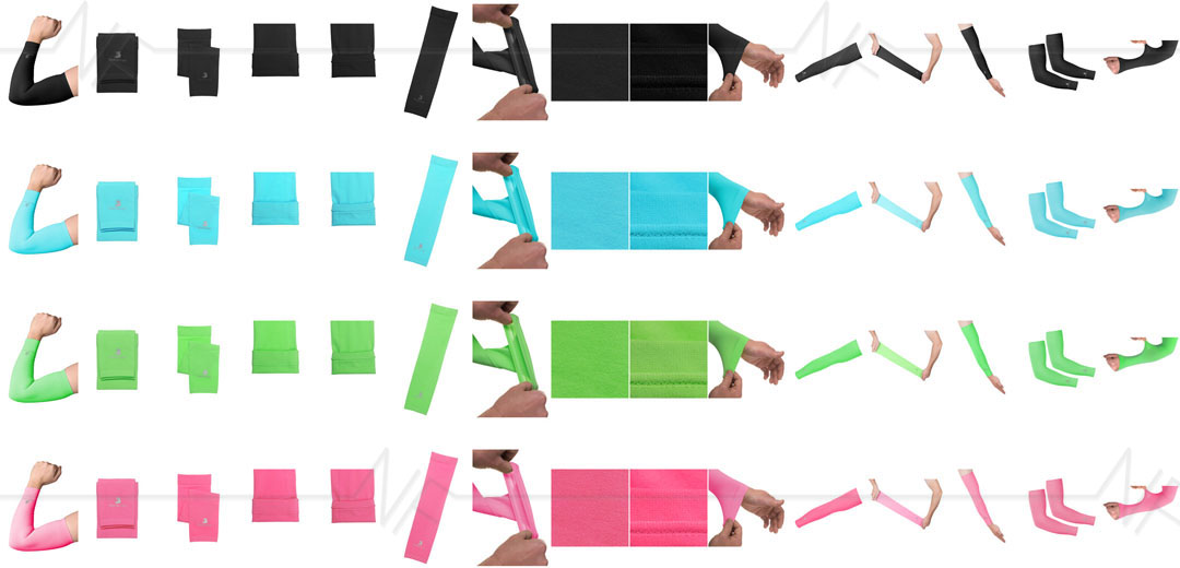 Cooling Arm Sleeves