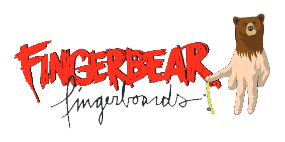 Fingerbear fingerboards